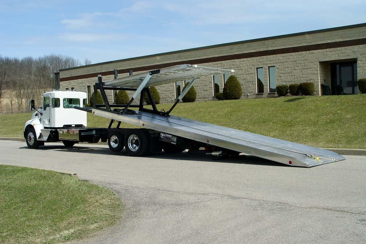 Century 16 Series LCG Multi-deck 4 Car Carrier