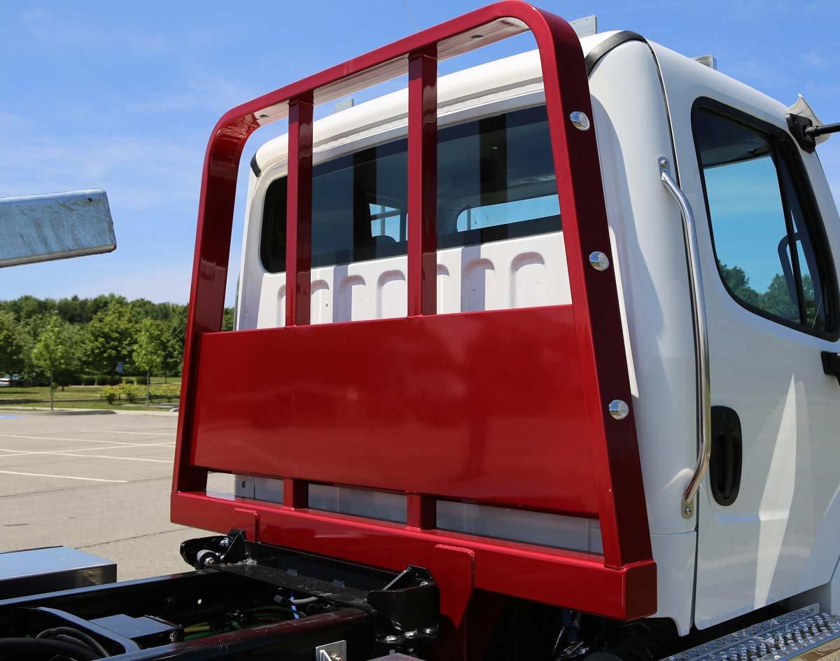 Century LCG 12 Series Rollback frame mount headboard