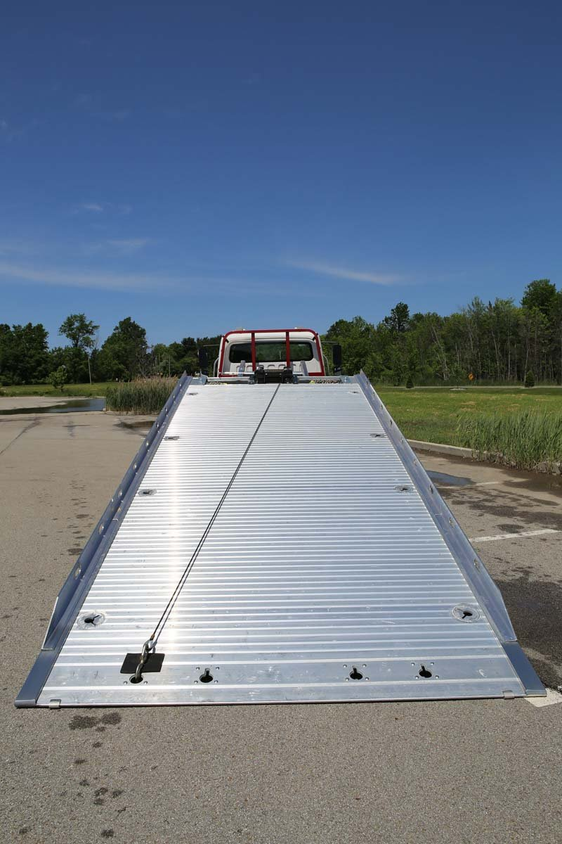 Century LCG 12 Series Rollback with Aluminum Bed