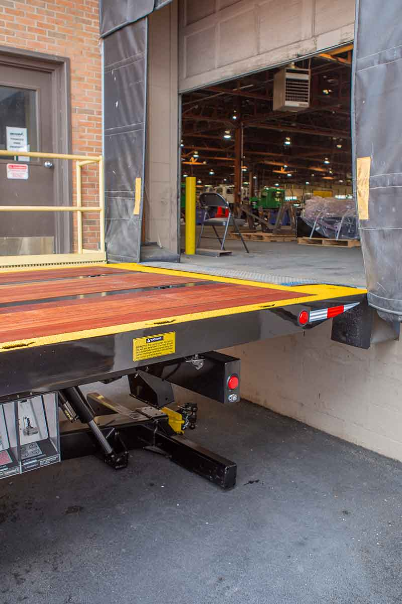 Century Industrial Carrier Dock Leveler System