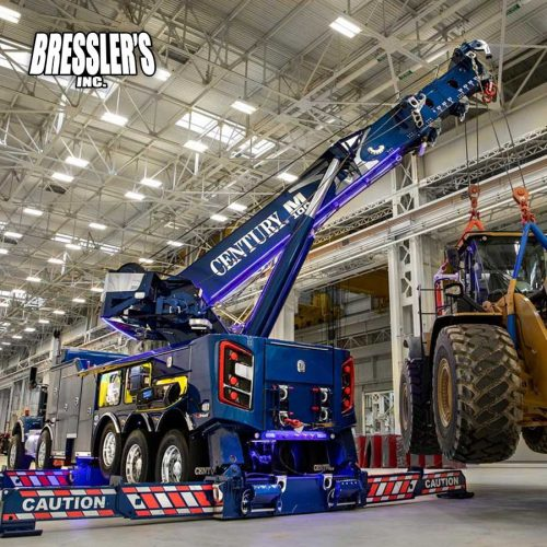 Heavy-Duty Wrecker & Rotator Accessories