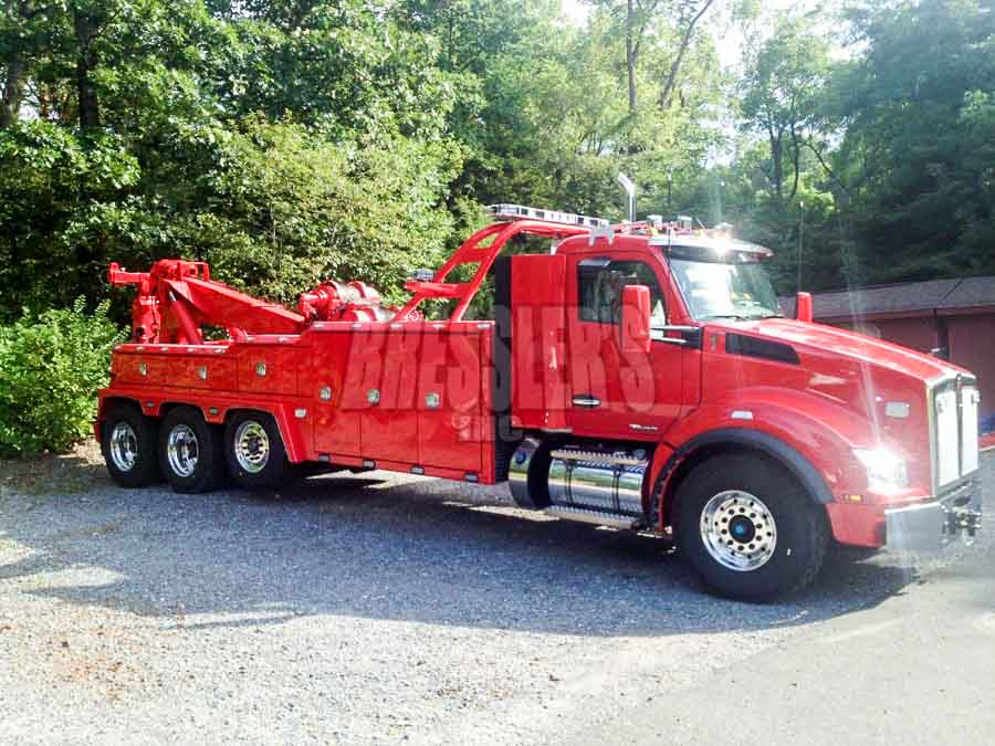 Kenworth Vulcan V-100 Heavy Duty Wrecker