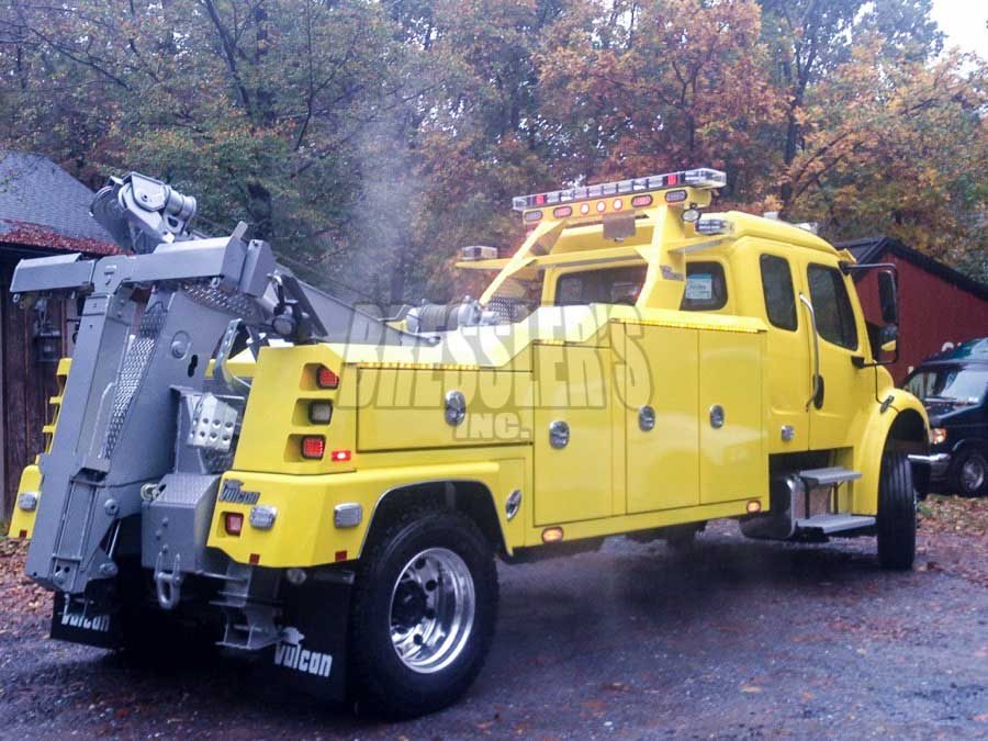 Freightliner Vulcan Medium Duty Wrecker