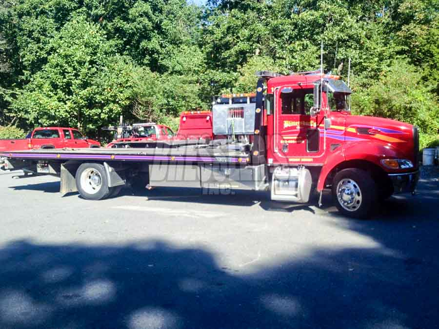 Century Industrial Carrier on Peterbilt