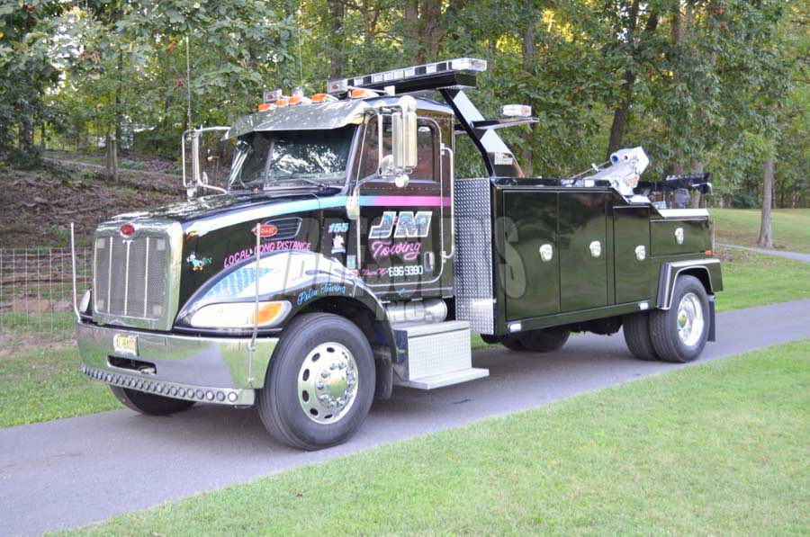 Peterbilt Heavy Duty Wrecker