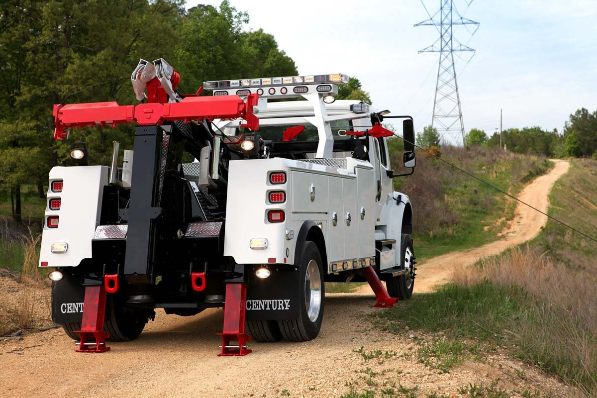 Century 3212 G2 Medium Duty Wrecker