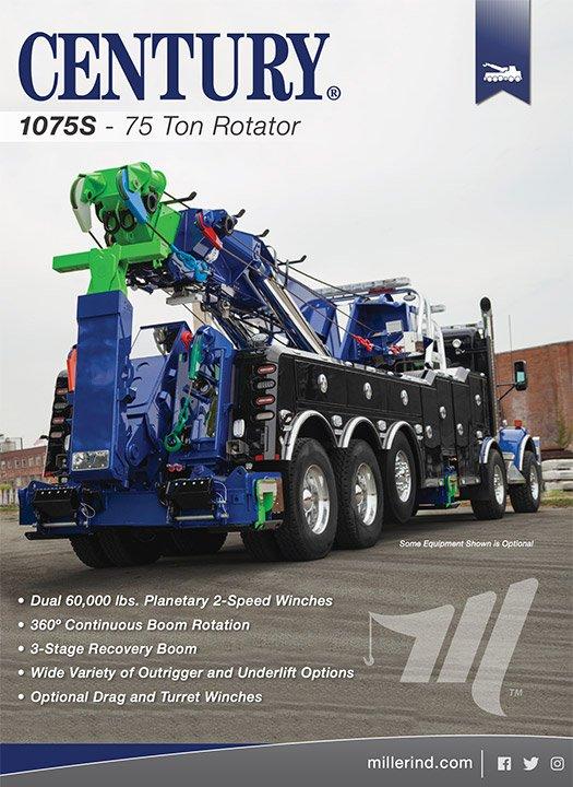 Century 1075S Brochure Thumbnail