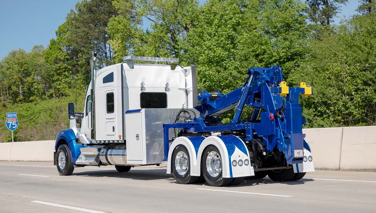 Holmes DTU Detachable Towing Unit Heavy Duty Wrecker