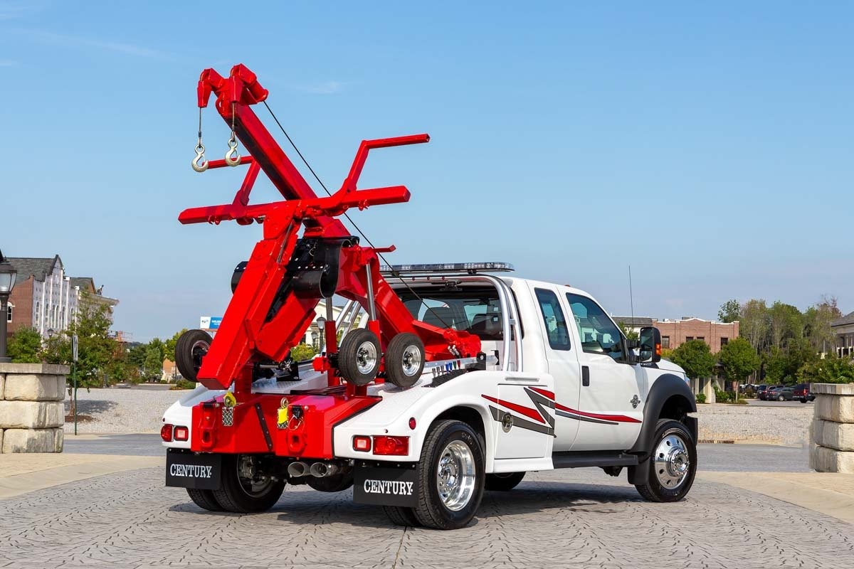 Century 312 Light Duty Integrated Self-Loading Wrecker