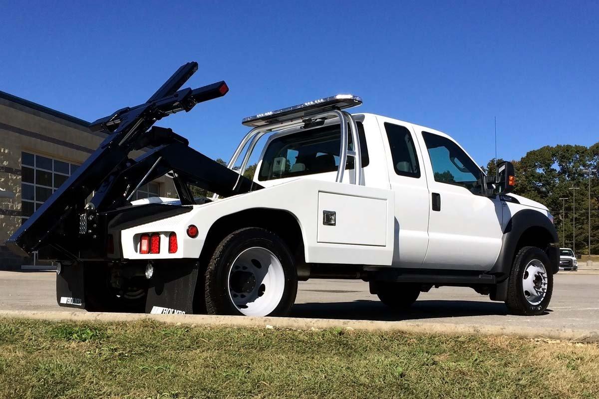 Holmes 440 Gen II Auto Load Wrecker