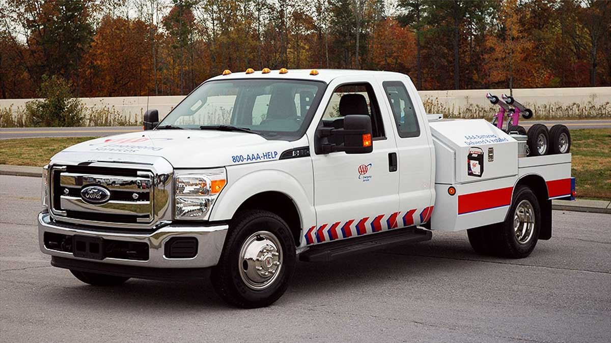 Holmes LSV Light Service Vehicle