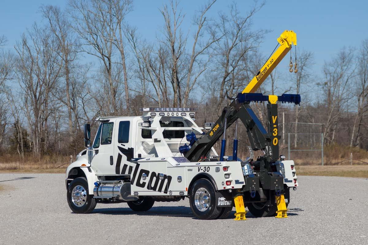 Vulcan V-30 Heavy Duty Wrecker