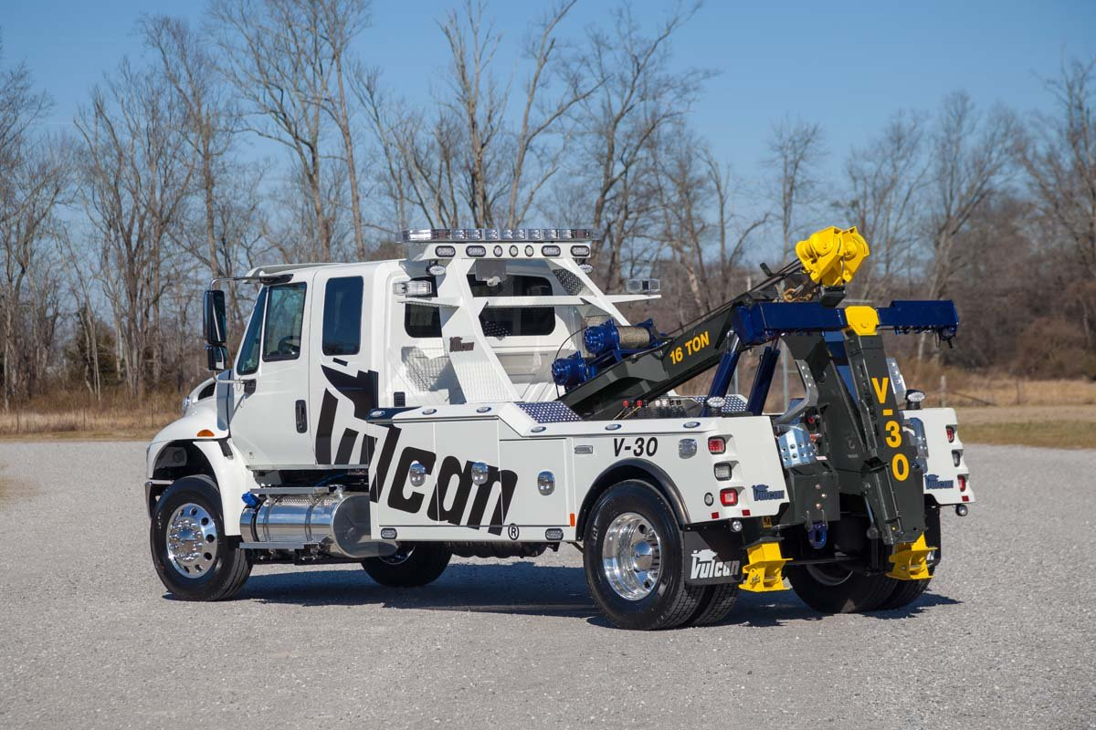 Vulcan V-30 Heavy Duty Wrecker