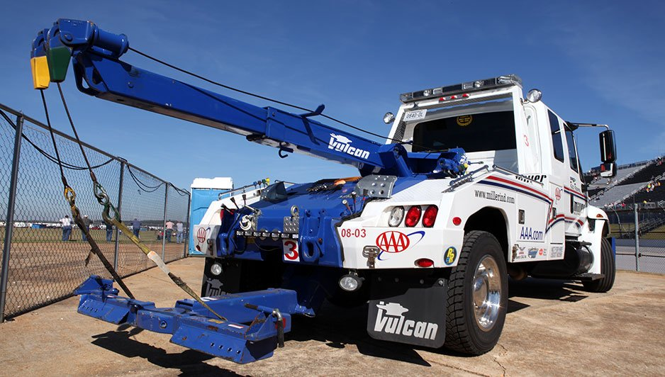 Vulcan 892 & 894 Light Duty Conventional Wrecker