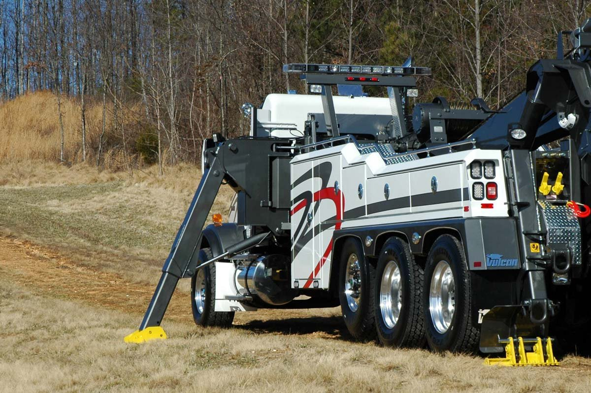 Vulcan SP 850-XP Side Puller