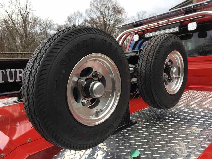 Ram 5500 4x4 Century 412 Wrecker