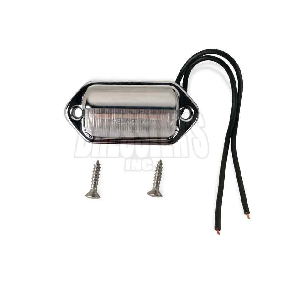Miller Industries 0311525 Mini LED License Plate Light