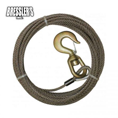 Winch Lines & Wire Rope