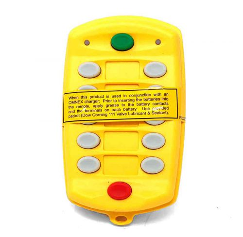 Omnex 10 Function Wireless Remote Replacement