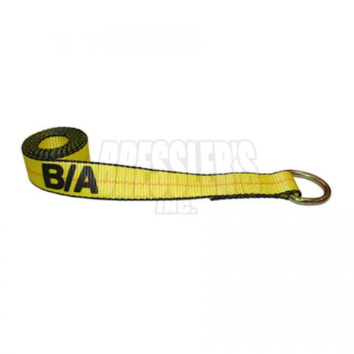 BA Products 38-1 2 Inch Wheel Lift Strap with D Ring