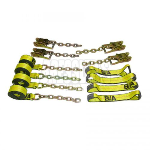 BA Products 38-200C Patented RollBack Tie-Down System With Chain Ends