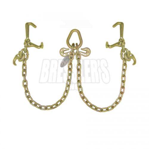 B/A Products N711-8LU2 V Chain