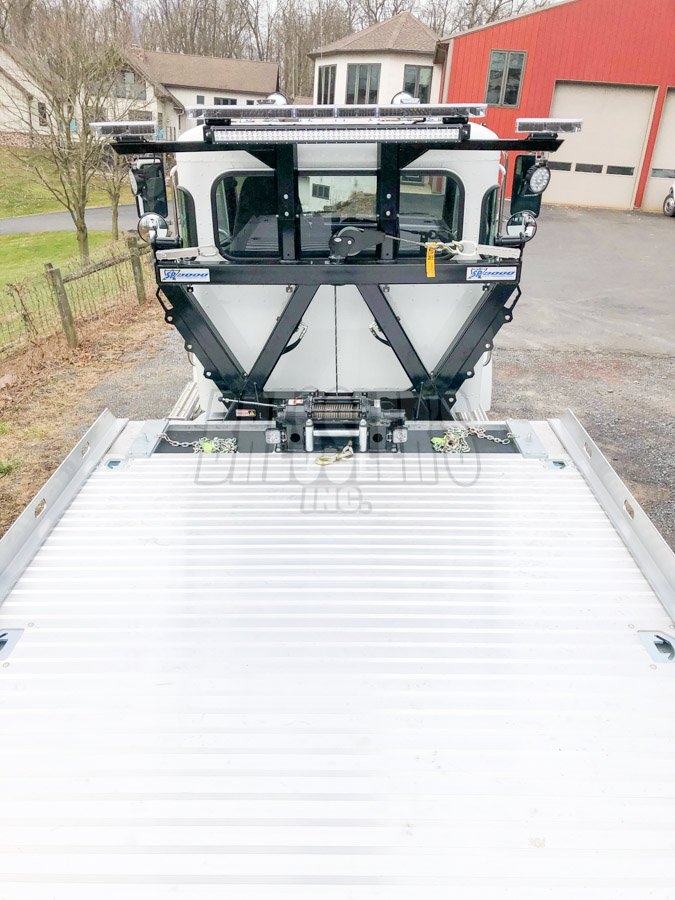 Century LCG 12 Series aluminum carrier deck