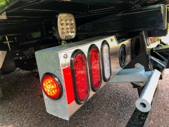 2021 Ram 5500 SLT Vulcan 10-Series Steel Rollback