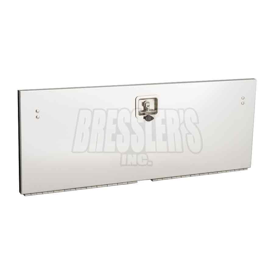 """Phoenix USA Replacement 48"""" Toolbox Door - Stainless Steel"""