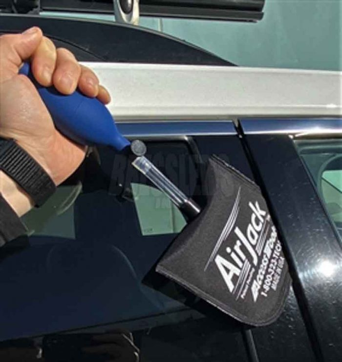 Access Tools Air Wedge Lockout Tool